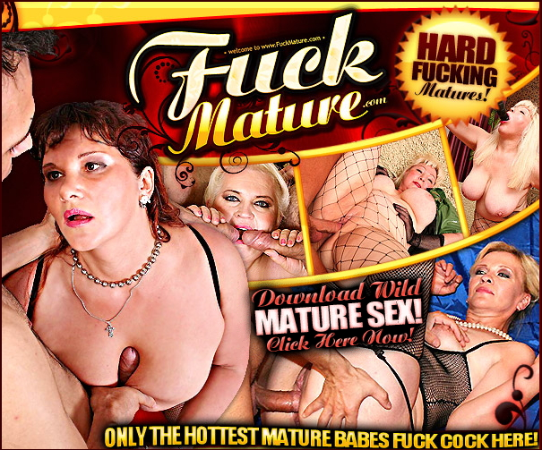 Fuck Mature banner